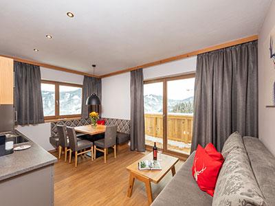 Hotel Grünholz Alpenglühn