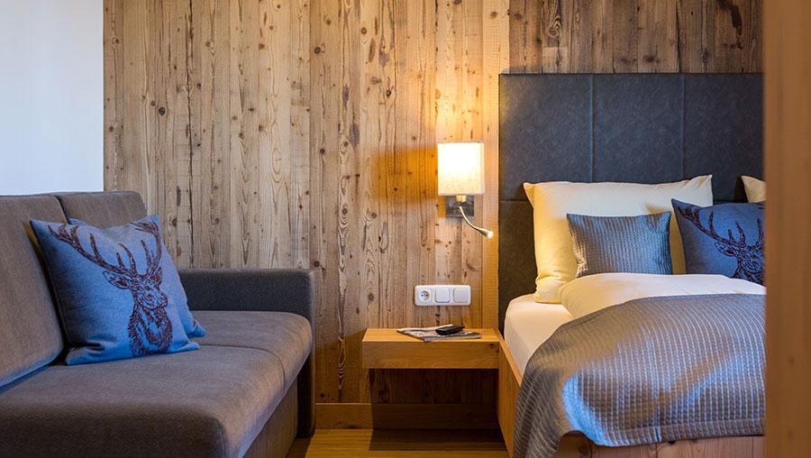 Hotel Grünholz - Appartment Bergleut