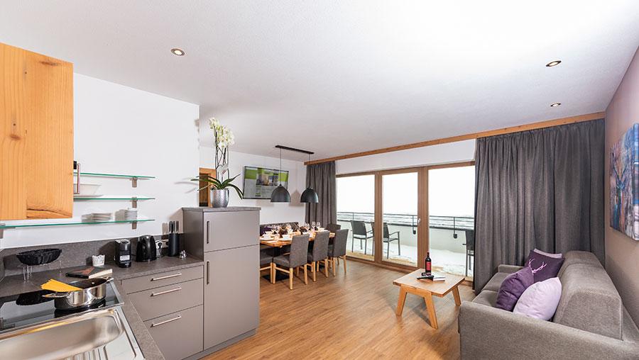 Hotel Grünholz - Appartment Freiraum