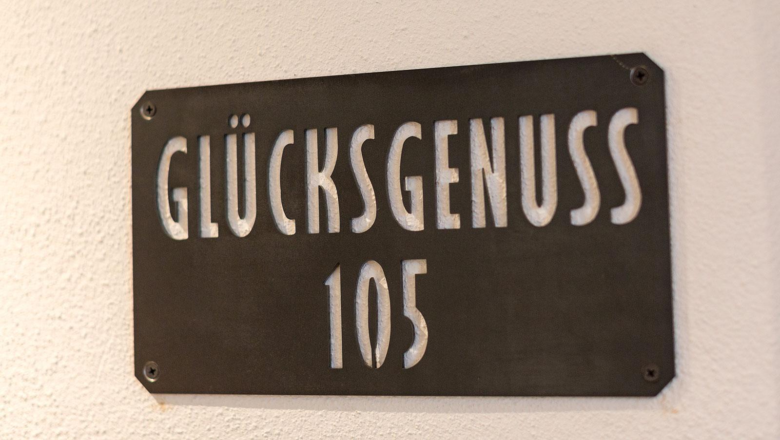 Hotel Grünholz - Appartment-Glücksgenuss