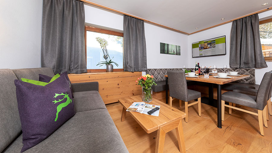 Hotel Grünholz Appartment Morgentau