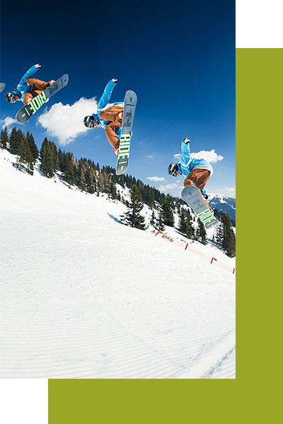 Hotel Grünholz - Freeski & Snowboard