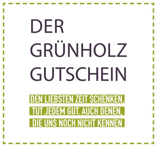 Hotel Grünholz Gutschein