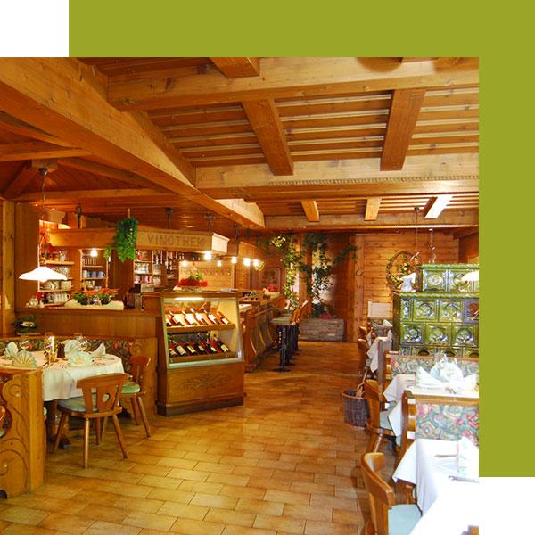Hotel Grünholz Küchenzauberein
