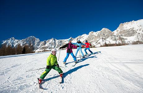 Hotel Grünholz - Skischule