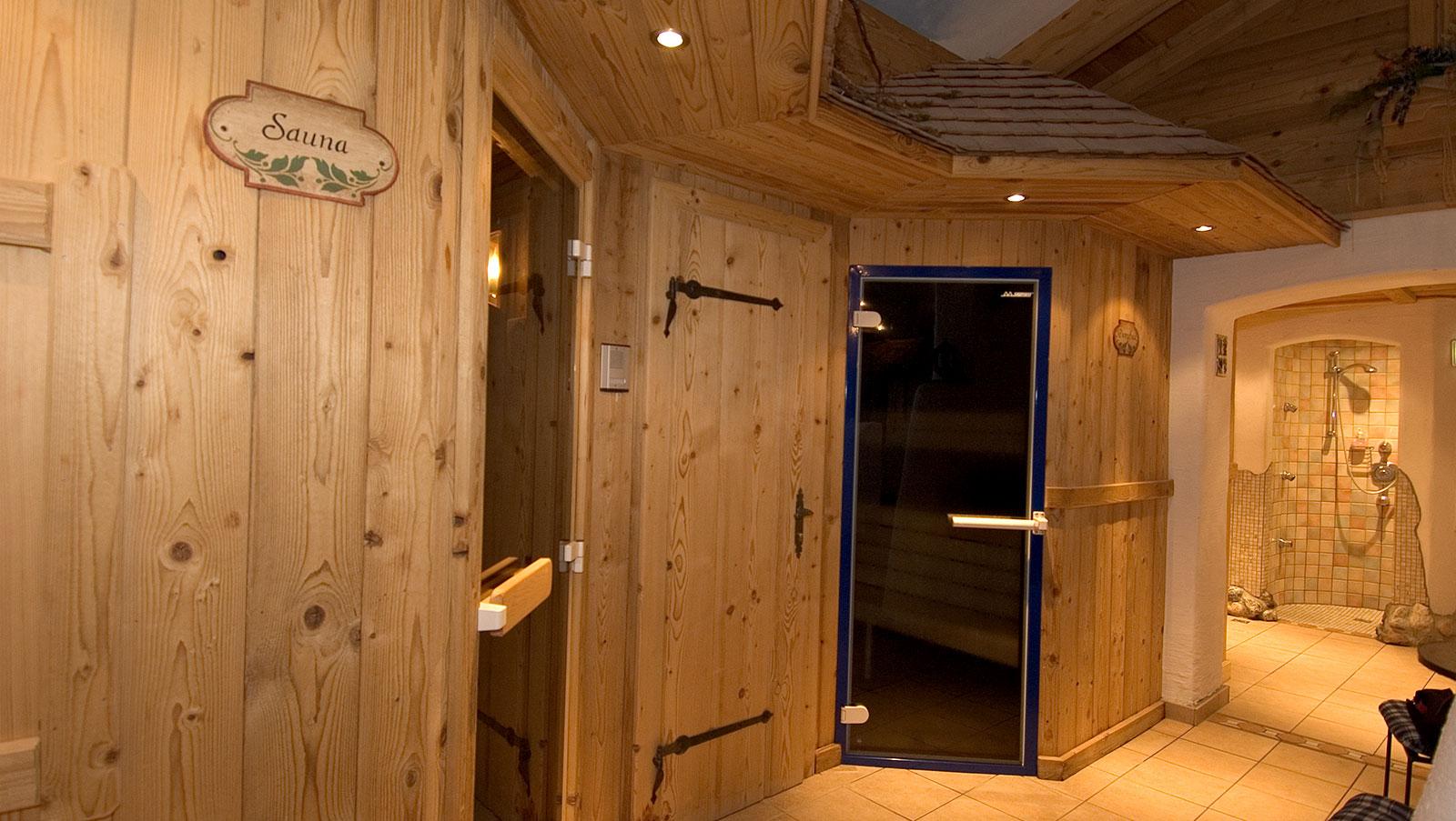 Spa & Wellness im Hotel Grünholz