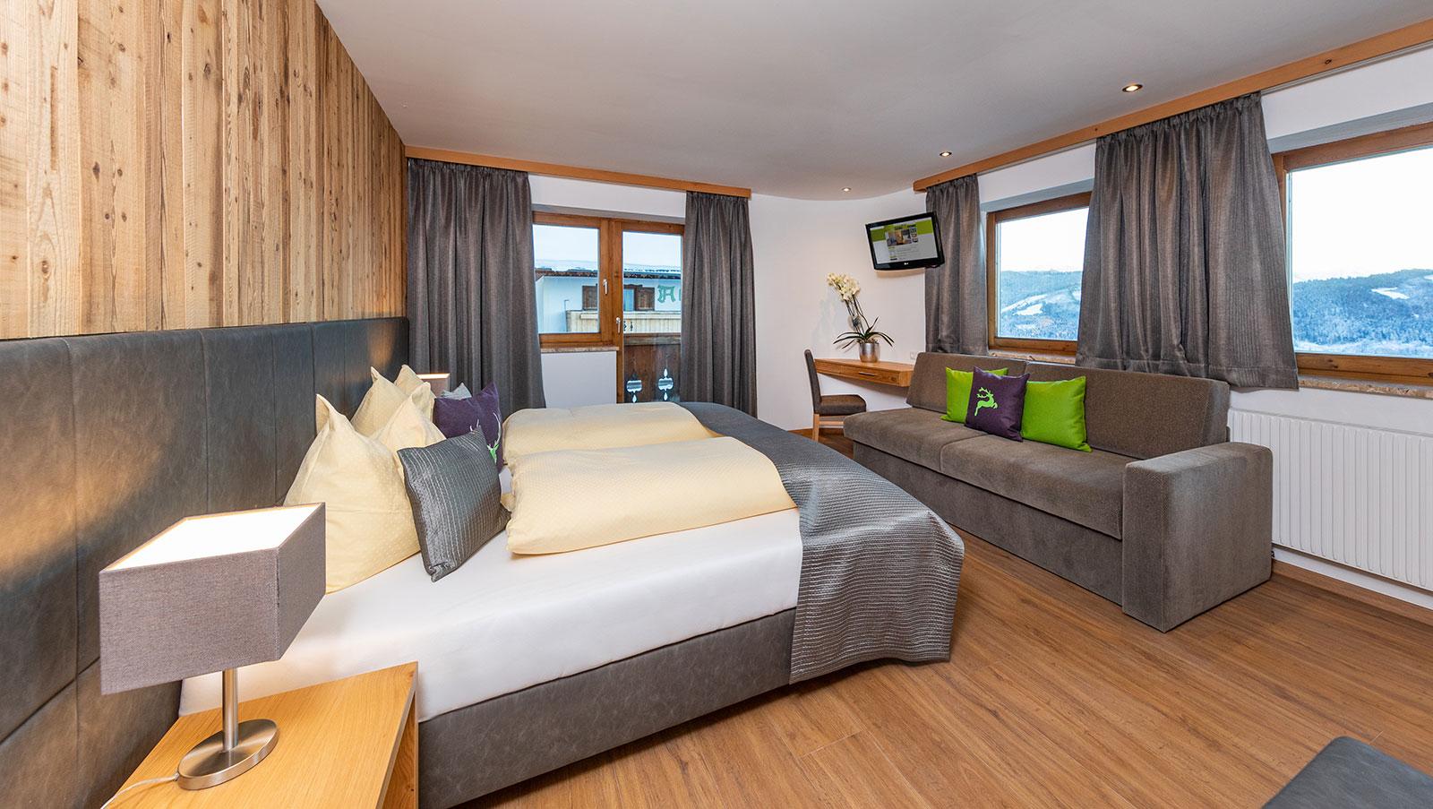 Hotel Grünholz - Zimmer Modern