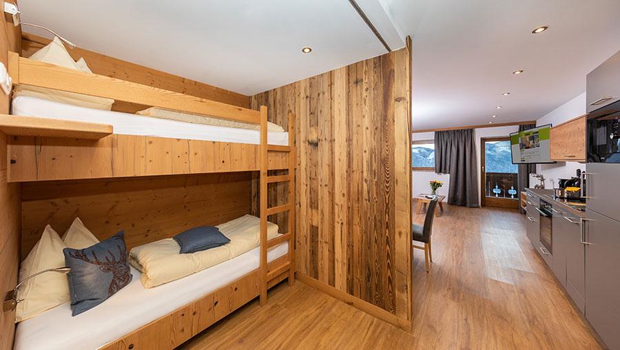 Hotel Grünholz - Appartement Ursprung