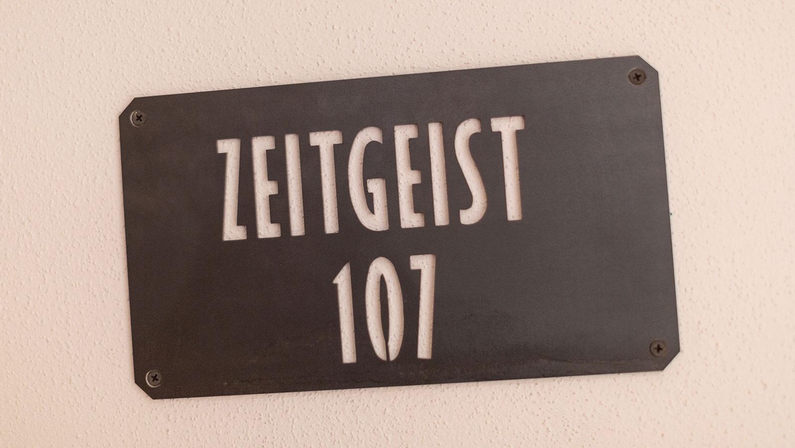 Hotel Grünholz - Appartment Zeitgeist