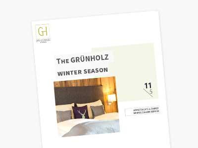 The Grünholz winter rates